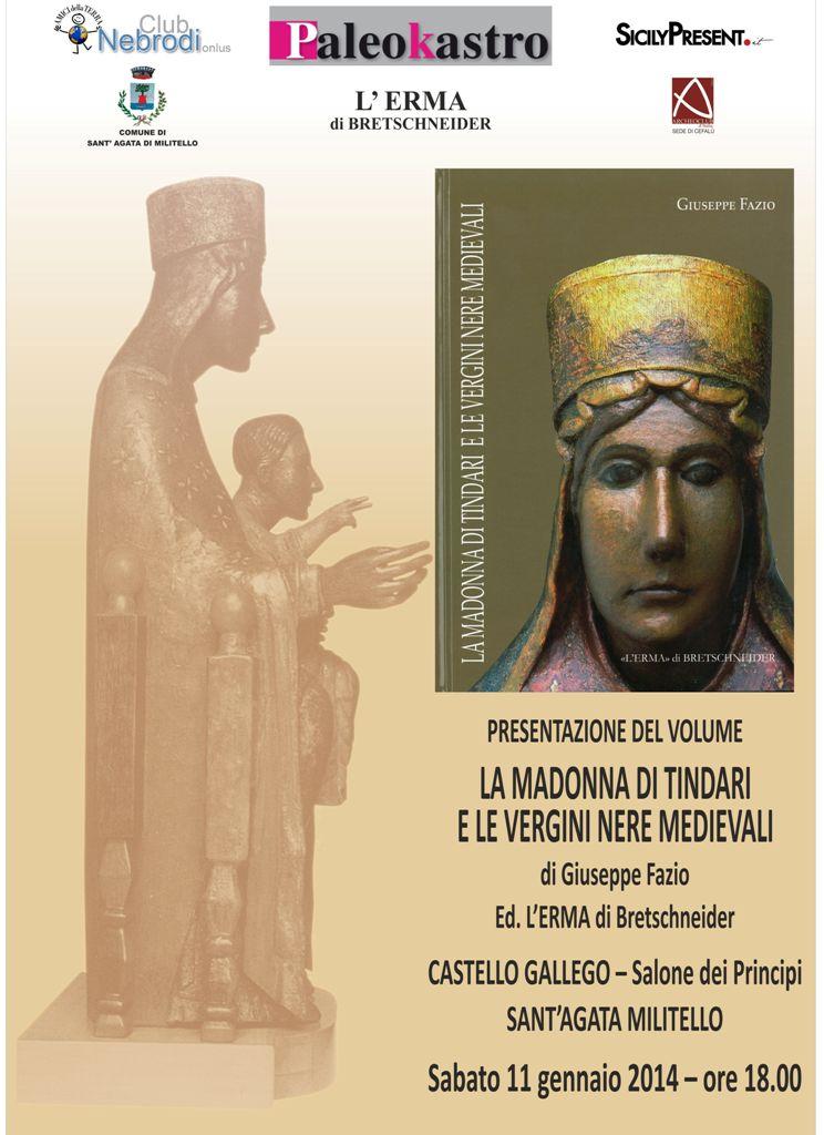 2014 - locandina presentazione volume